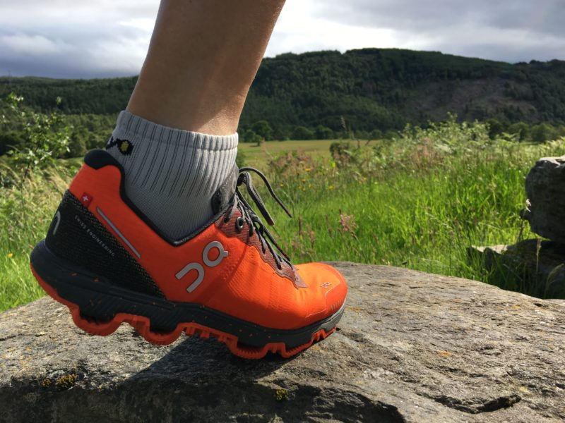 On Cloudventure Peak – First Look