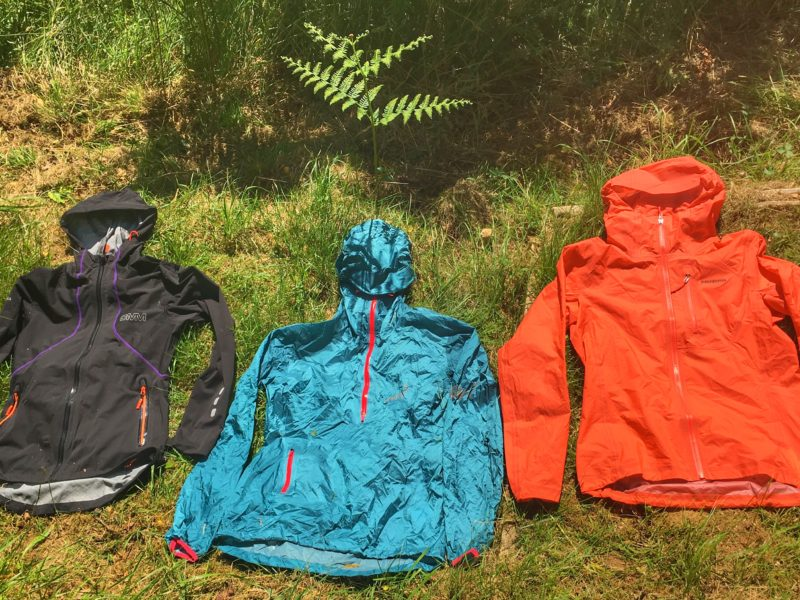 Lightweight Waterproof & Breathable Jackets For Mountain Biking & Trail Running