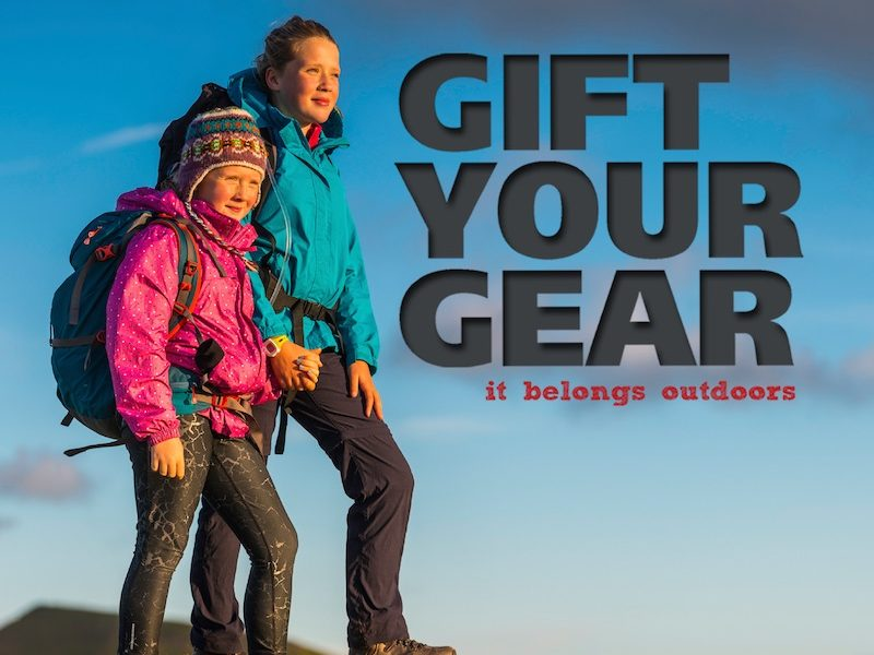 New Partner Alert – Gift Your Gear