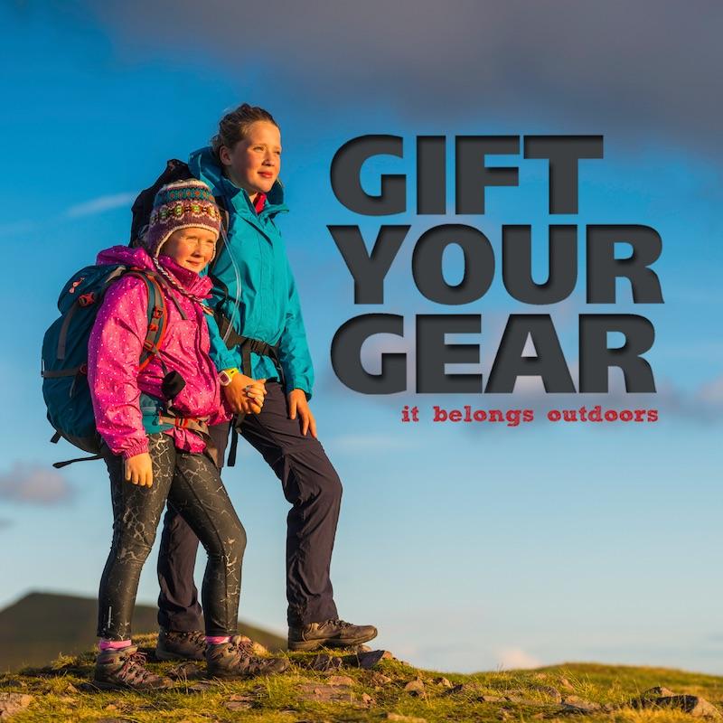 New Partner Alert – Gift Your Gear