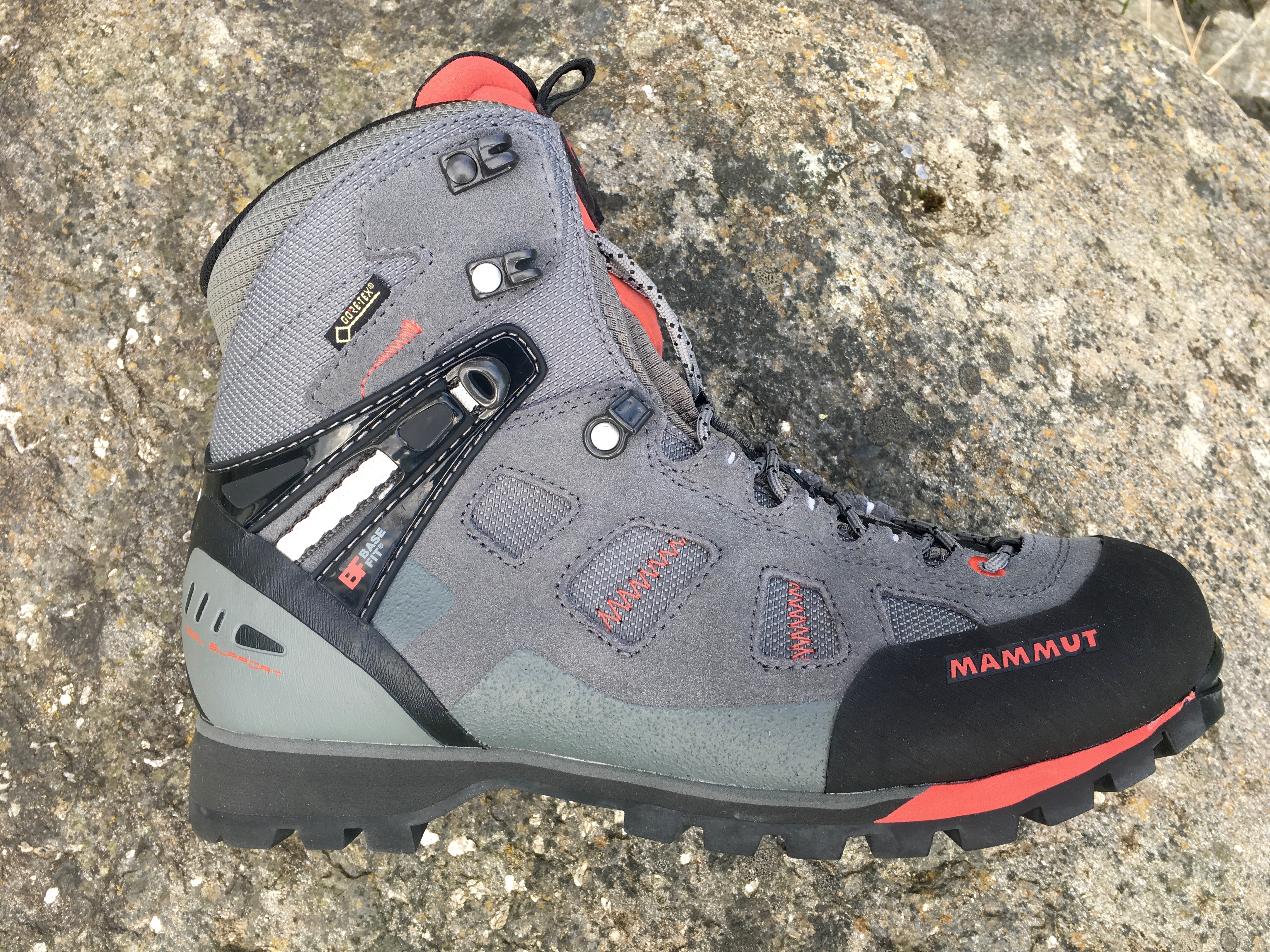 Mammut Ayako High GTX – First Look