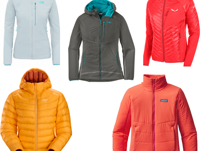 Five Of The Best Insulated Mid-Layers For Winter 2018
