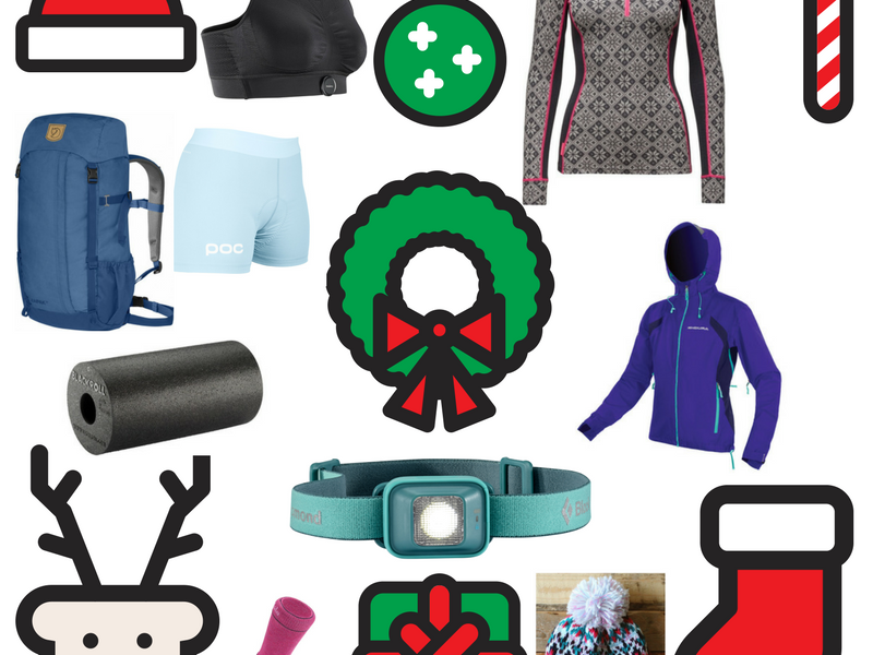 Pretty Gritty Christmas List – Gift Inspiration For Active Women