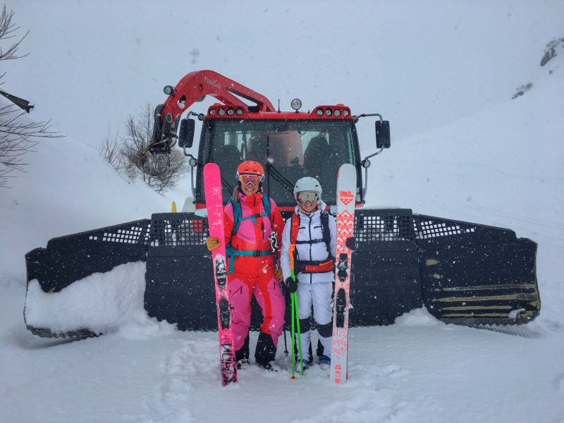 SIGB Ski Test 2018 – The Perfect Gig