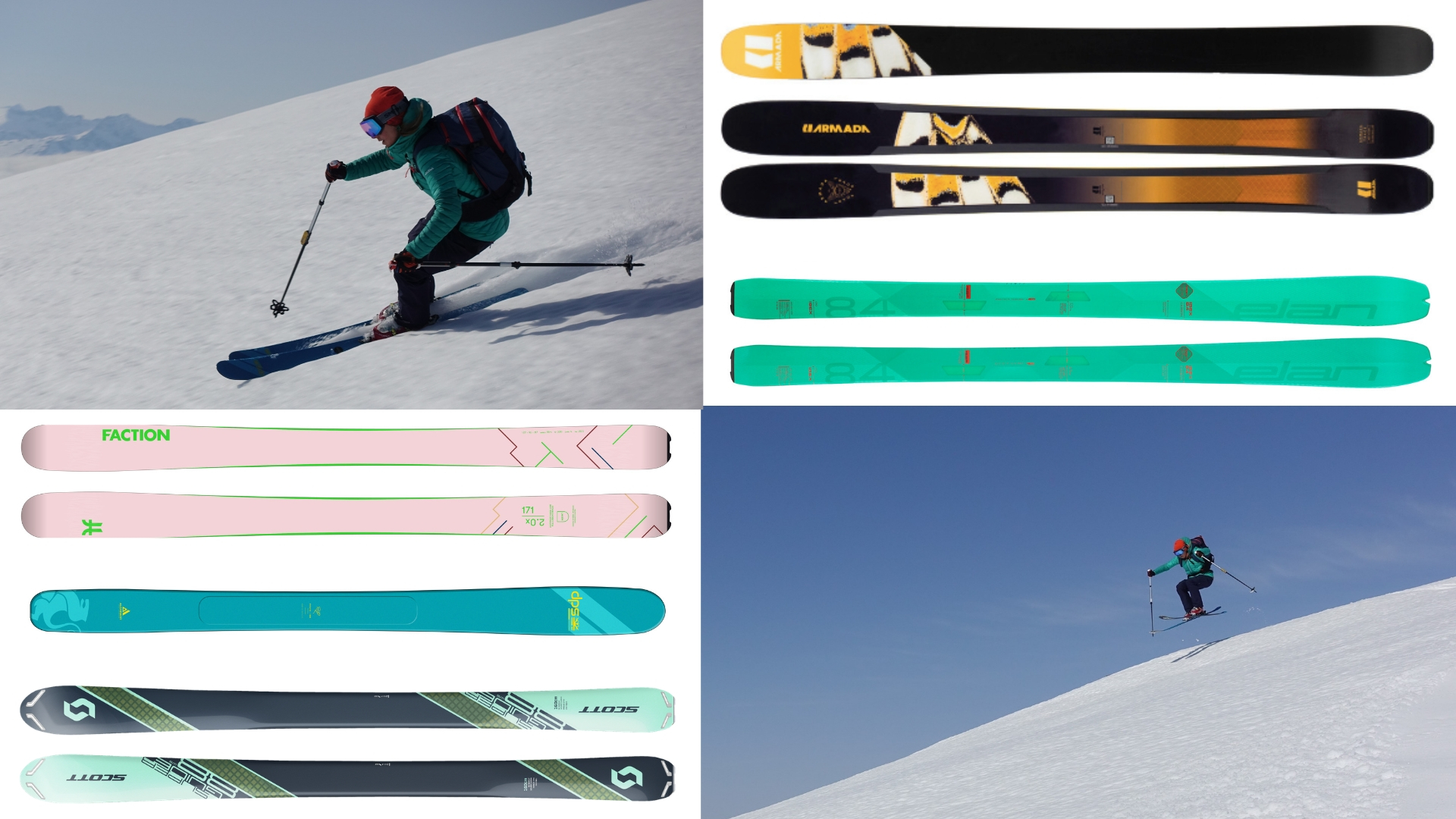 Winter 2020 Preview – 5 Of The Best New Women's-Specific Touring Skis